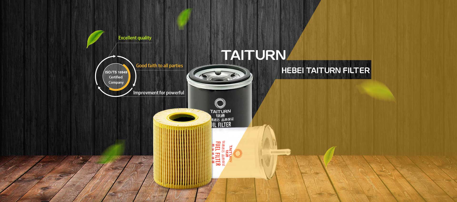 HEBEI TAITURN FILTER CO., LTD